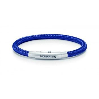 Bleu marine acier bracelet Nomination 02301-077179000