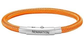 Pulsera Nomination de acero Naranja 02301-077179000