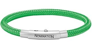 En acier vert bracelet Nomination 02301-077179000