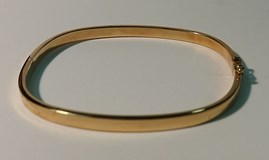 BRACELET GOLD. - OWN - 248260X53MM