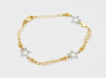 BRACELET GOLD Espaijoia PULS402