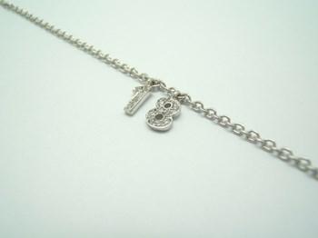 Bracelet or et diamants C-188-18 B-79