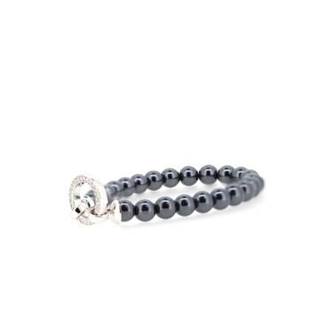 Perles de bracelet bleus  ZIA401ZP Zinzi