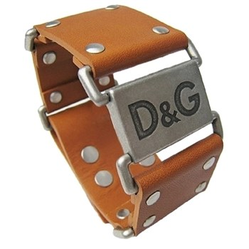 BRACELET LEATHER D & G DJ0369 D&G