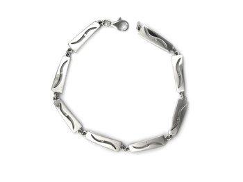 Bracelet en argent sterling DL006 Hot Diamonds