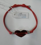 BRACELET COEUR ROUGE LOTUS LP1108-2/3