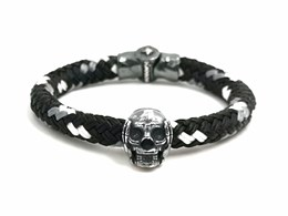 Pulsera Himnum Skulls 1SKU008BB