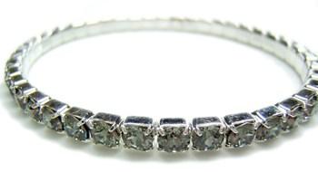 Pulsera Riviere SWAROVSKI SWA-cristal-black Diamond