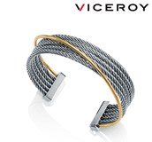 BRACELET VICEROY STEEL TWO-TONE 80010P19012