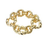 BRACELET PLATED VICEROY OF GOLD B1008P000-06