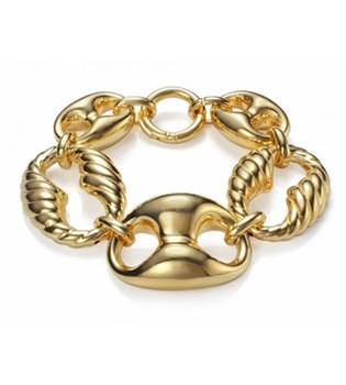 BRACELET PLATED VICEROY OF GOLD B1010P000-06