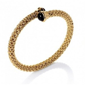 Viceroy gold plated bracelet