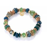 BRACELET VICEROY WITH ELASTIC 7008P09016 COLOR STONES