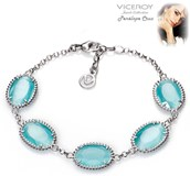 VICEROY BRACELET SILVER AND GEMS PENELOPE CRUZ 1192P000-43