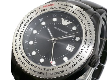 Reloj  Emporio Armani Caballero Acero AR0587