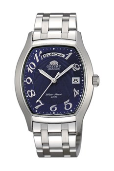ORIENT MEN AUTOMATIC BLUE DIAL WATCH EVAA4DY NUMBERS