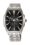 Chevalier d'Orient automatique Black Dial Watch EZAB4B0