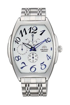 WATCH ORIENT MEN AUTOMATIC WITH NUMBERS EZAB7W0