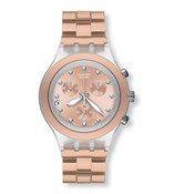 WATCH SVCK4047AG FULL BLOODED CARAMEL SWATCH