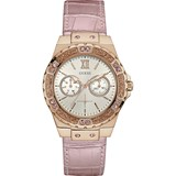 WATCH W0775L3 GUESS WOMAN WITH A BEZEL PEDRERIA