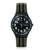 MILITARY WATCH YGB7001 SWATCH
