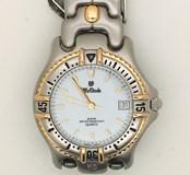 Reloj ACERO BICOLOR  2641-GB2TP Mx-Onda