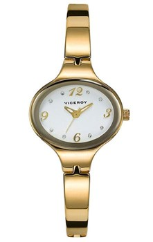 WATCH STEEL BRAZ SRA VICEROY 47674-95