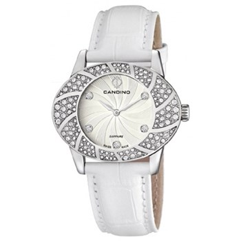 WATCH STEEL CANDINO WOMEN C4466/1