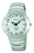 WATCH WATCH STEEL KINETIC AUTO RELAY SMA 165 SEIKO