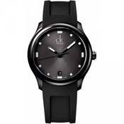 WATCH STEEL BLACK K2V214D1 CALVIN KLEIN