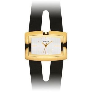 WATCH ALFEX GOLDEN STRAP BLACK 5598.025