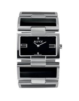 WATCH ALFEX FASHION STEEL LACQUER BLACK 5696 / 769 5696/769