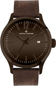 WATCH ANALOG MENS ALPHA SAPHIR 381F