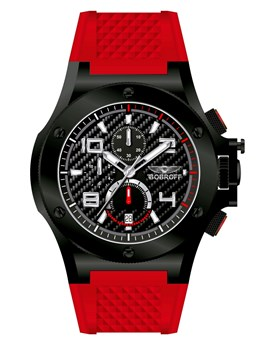 WATCH ANALOG MAN BOBROFF BF1002M14