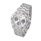 MONTRE ANALOGIQUE MENS CHRONOTECH CT7490-04M