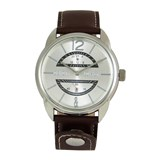 MONTRE ANALOGIQUE MENS DEVOTA & LOMBA DL009MMF-01BRWHITE Devota & Lomba