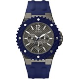 WATCH ANALOG MENS GUESS W11619G2