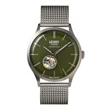 WATCH ANALOG MAN HENRY LONDON HL42-AM0283