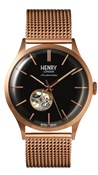 WATCH ANALOG MAN HENRY LONDON HL42-AM0286