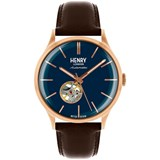 MONTRE ANALOGIQUE HOMME HENRY LONDRES HL42-AS0278 Henry London