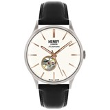 MONTRE ANALOGIQUE HOMME HENRY LONDRES HL42-AS0279 Henry London