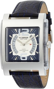 WATCH ANALOG MAN K&BROS 9520-4-380 K&BROS