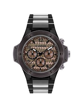 WATCH ANALOG MAN K&BROS 9527-3-875 K&Bros