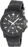 WATCH ANALOG/DIGITAL MAN. QUARTZ MOVEMENT. BOX . LEATHER STRAP/RUBBER . DIAL COLOR: BLACK. GLASS . SUBMERSIBLE: NO. DIMENSIONS: 47MM Kenneth cole
