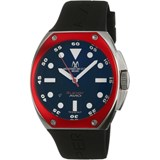 WATCH ANALOG MENS MONTRES DE LUXE 09SA-BK-1001
