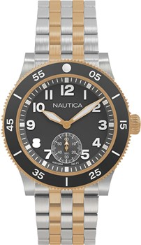 MONTRE ANALOGIQUE MENS NAUTICA NAPHST004