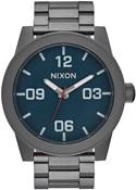 NIXON MAN ANALOG CLOCK A3462340