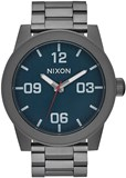 NIXON MAN ANALOG CLOCK A3462340