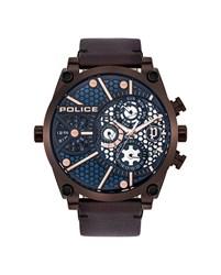 RELOJ ANALOGICO DE HOMBRE POLICE PL15381JSBZ03