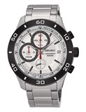 WATCH ANALOG MENS SEIKO SSB189P1